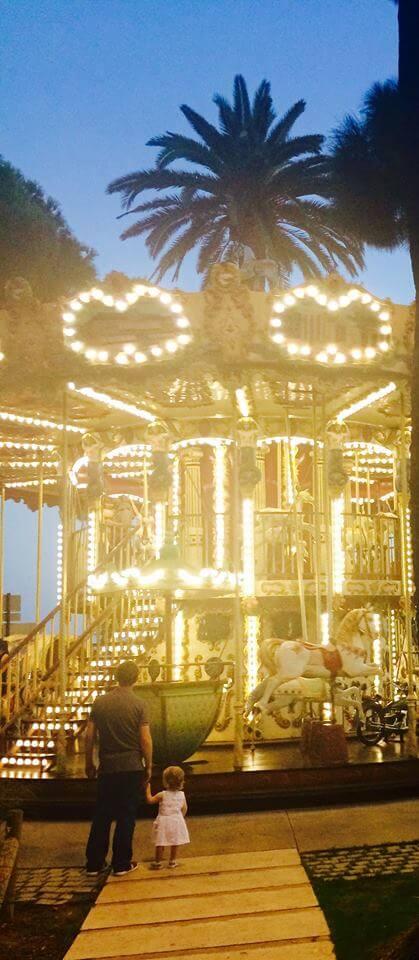 Nice Côte d'Azur Carousel