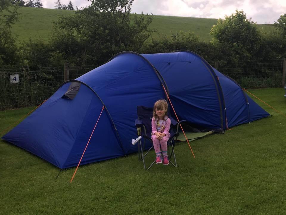 Megan Camping