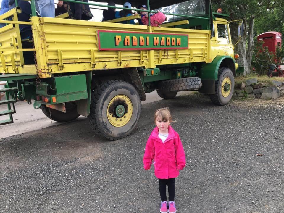 Watertop farm Paddi Wagon