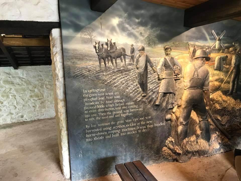 History Mural