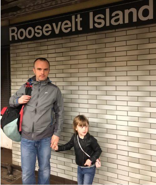 Roosevelt Island subway