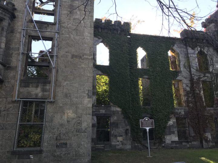 Hospital Ruins