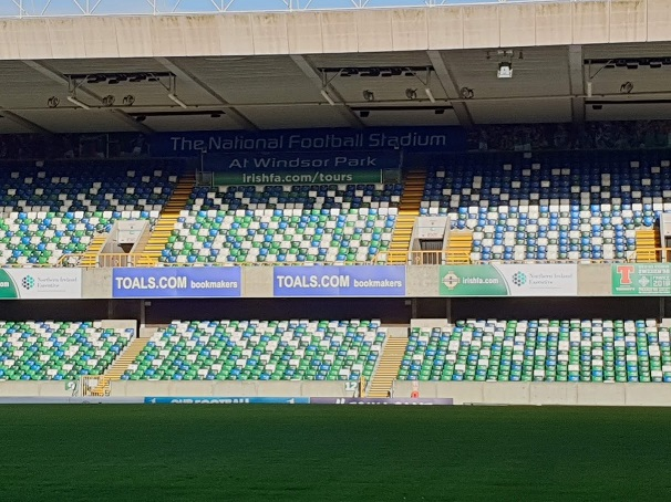 Northern Ireland Stadium tour