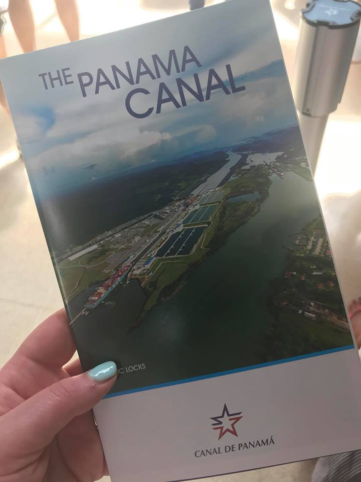 Panama Canal guidebook