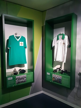 Old Northern Ireland Shirts