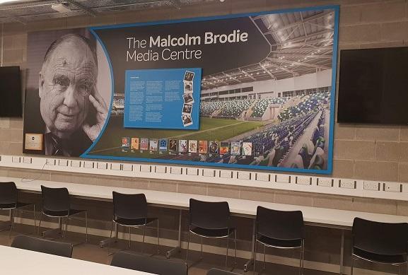 Malcom Brodie Centre