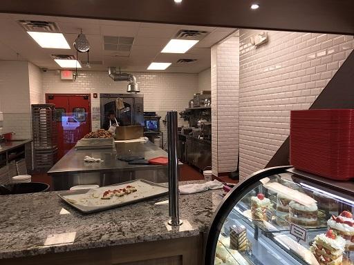 Carlo's bakery inside
