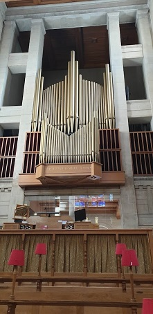 St. Anne's Cathedral, Belfast Organ