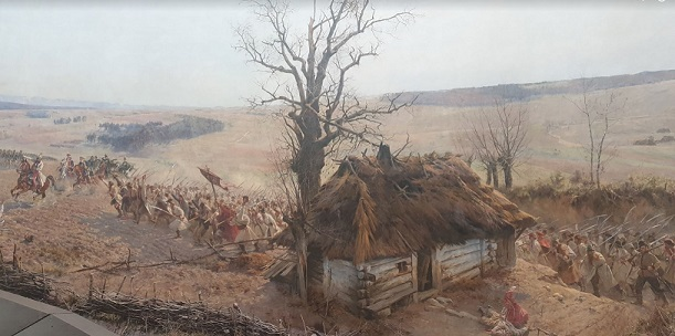 Racławice village