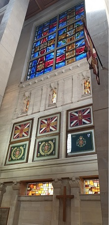 St Anne's Cathedral, Belfast Regimental Chapel