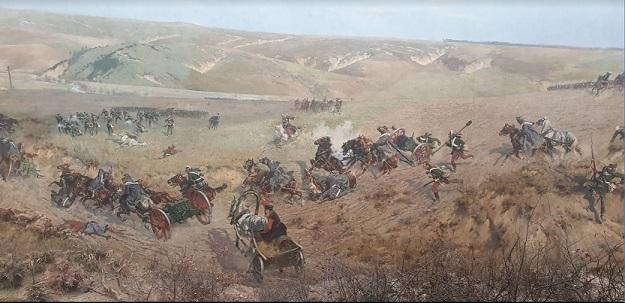 Panorama of the Battle of Racławice